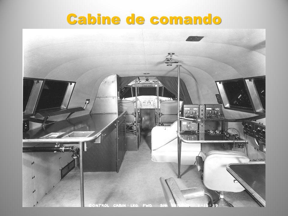 Cabine de comando