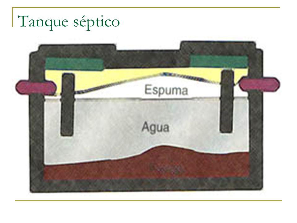 Tanque séptico