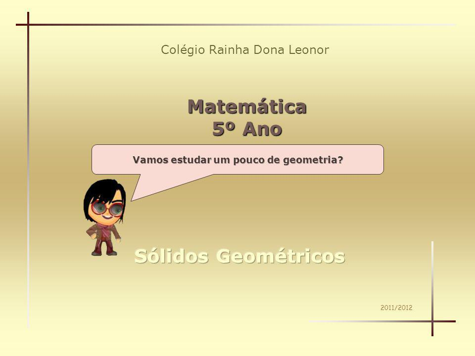Colégio Rainha Dona Leonor Matemática 5º Ano 2011/2012