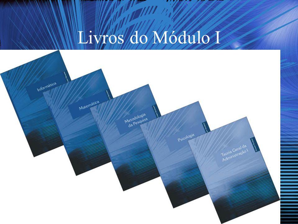 Livros do Módulo I