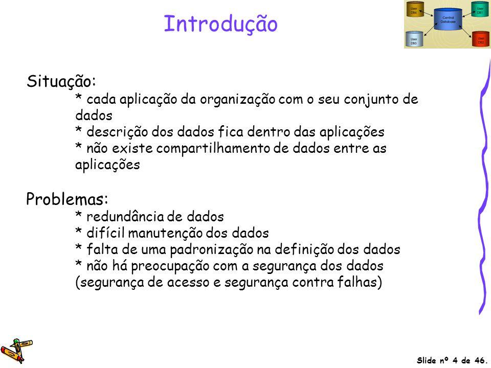 Slide nº 15 de 46.Modelo de Rede (exemplo) 123455,00 1333600,00 5512350,00 75563.000,00 MárioAv.