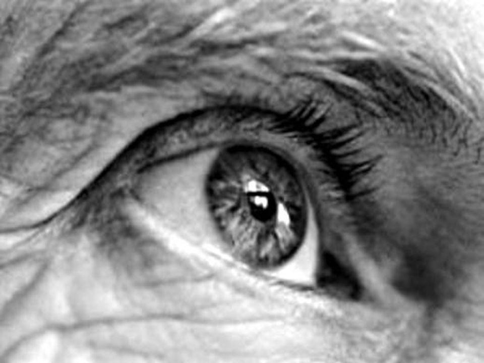 O olhar antigo  Quando se fala em velhice, em que você pensa.