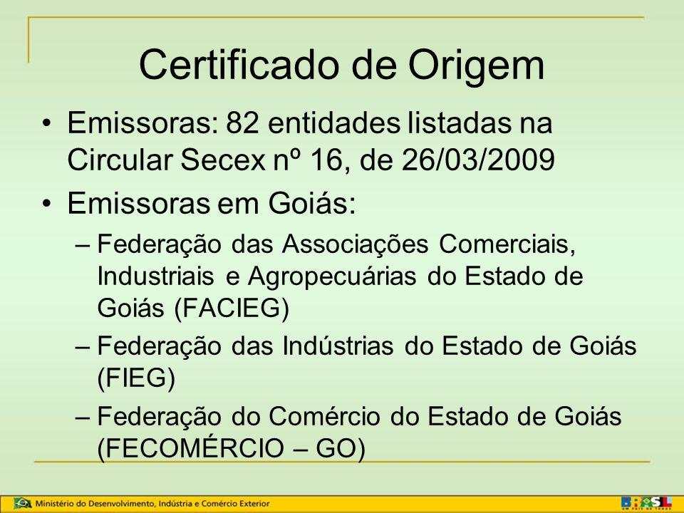 Setor automotivo - Mercosul Não há uma política comum do Mercosul para este setor Com a Argentina, o comércio é feito por meio do AAP.CE-14 e, não, AAP.CE-18 Com o Uruguai, o comércio ocorre por meio do AAP.CE-02 Com o Paraguai, há uma regulamentação interna no país