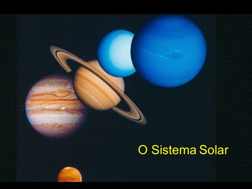O SISTEMA SOLAR (SS) Como teria se formado?