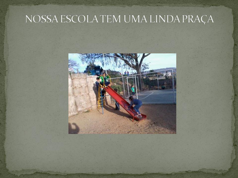 NOSSO COLÉGIO É MESMO MUITO ESPECIAL.