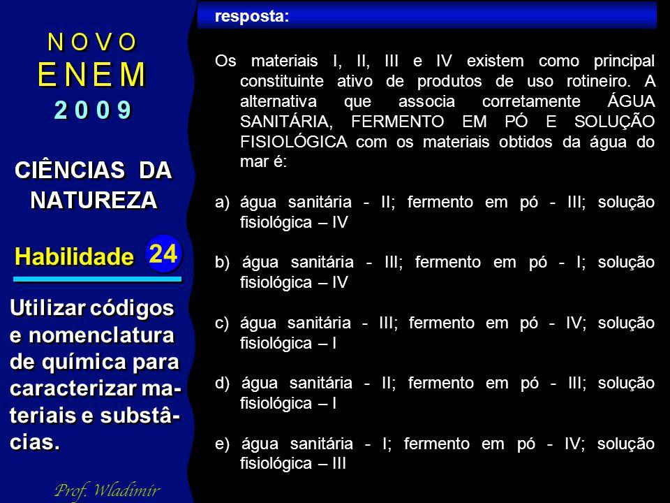 Habilidade 24 TESTE 06 Prof.