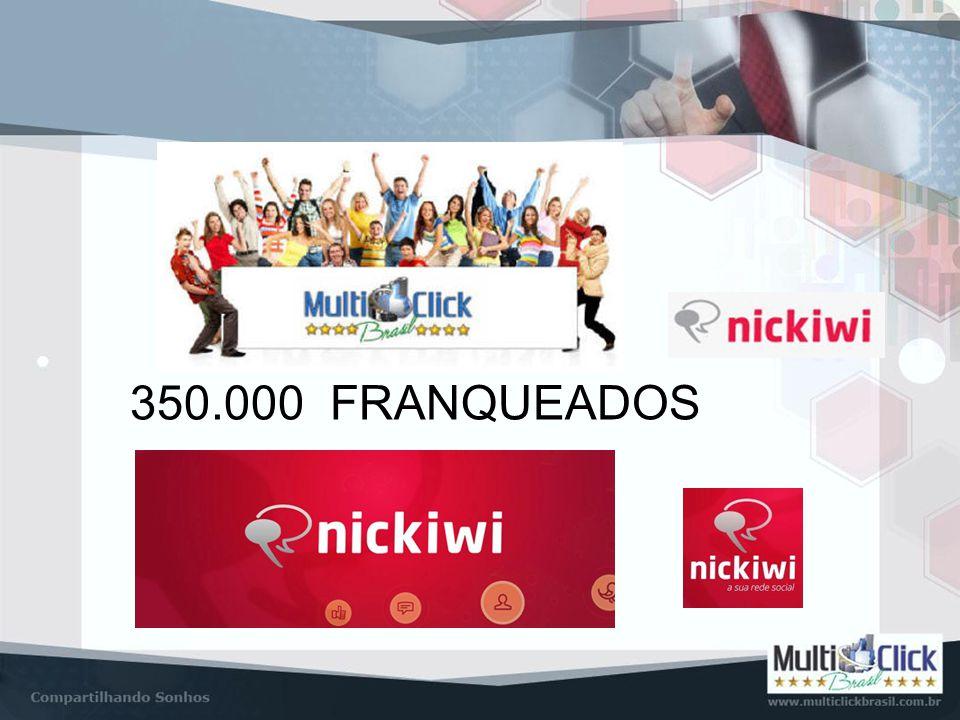 350.000 FRANQUEADOS