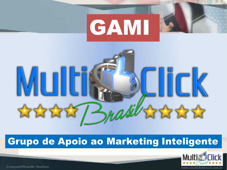 Grupo de Apoio ao Marketing Inteligente GAMI