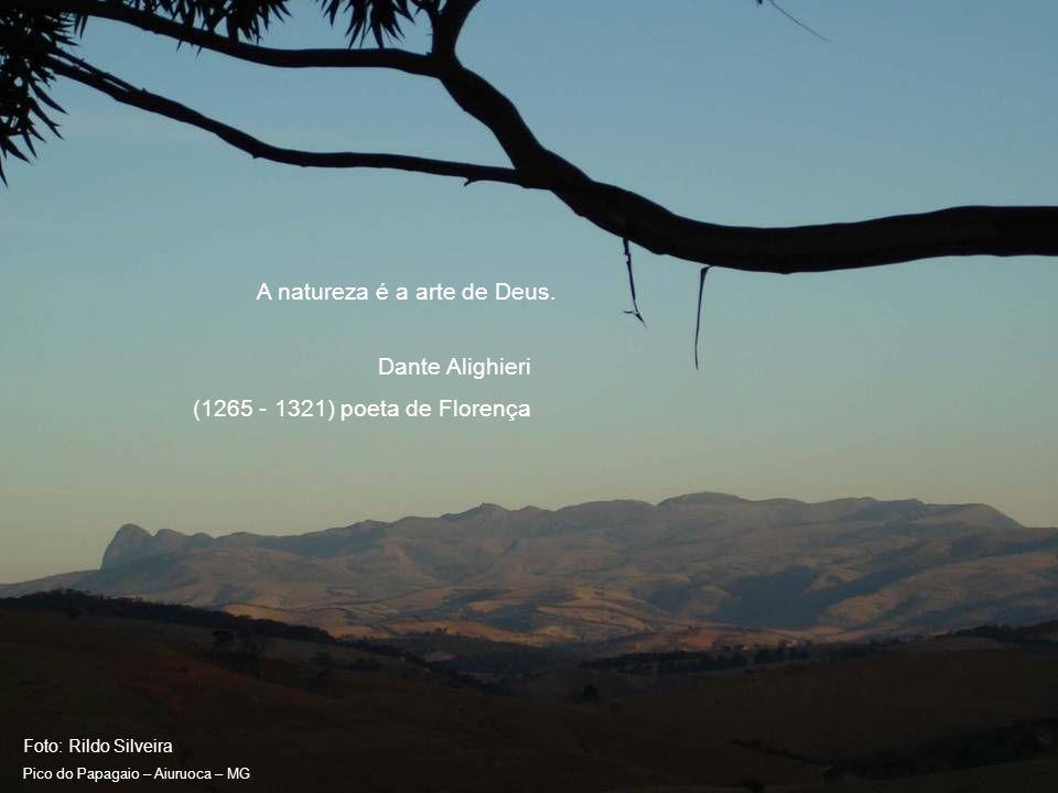 Foto: Rildo Silveira Pico do Papagaio – Aiuruoca – MG A natureza é a arte de Deus.
