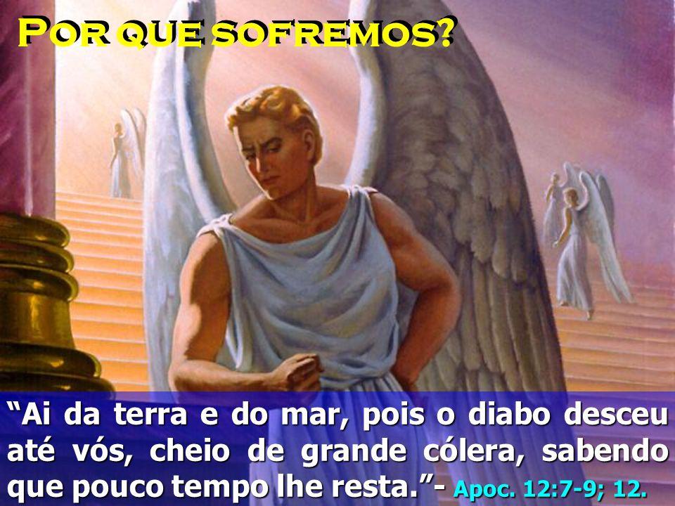 A Terra sem luz, sem forma e vazia durante 1000 anos e, Satanás preso por com seus anjos durante 1000 anos. Jeremias 4:23-26, Apocalipse 20:1-7.