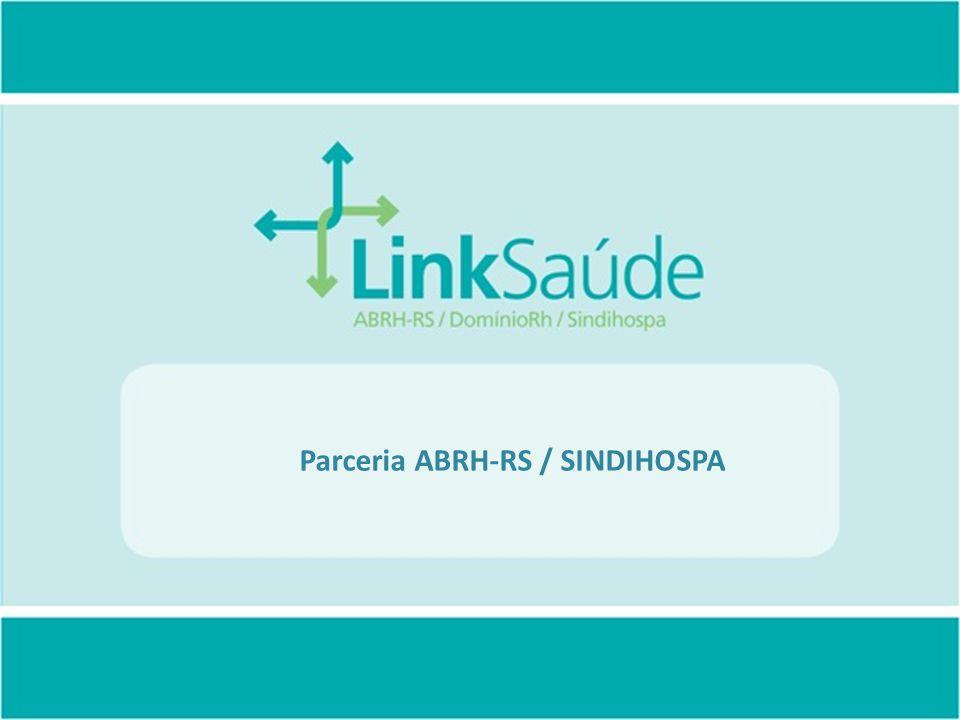 Parceria ABRH-RS / SINDIHOSPA