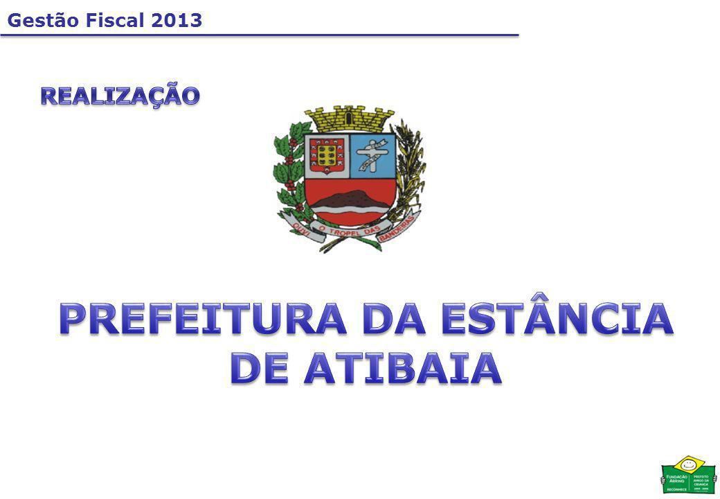 Gestão Fiscal 2013
