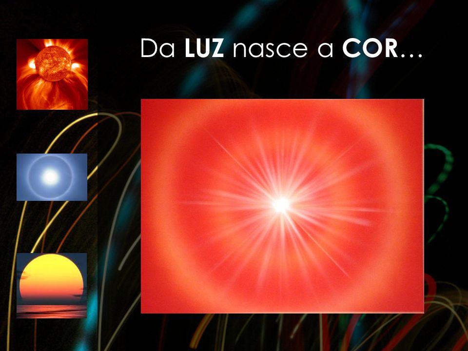 A cor pigmento é constituída por matérias colorantes com as quais podemos cobrir determinadas superfícies.