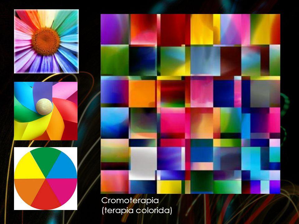 Cromoterapia (terapia colorida)