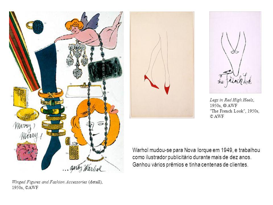 Warhol mudou-se para Nova Iorque em 1949, e trabalhou como ilustrador publicitário durante mais de dez anos.