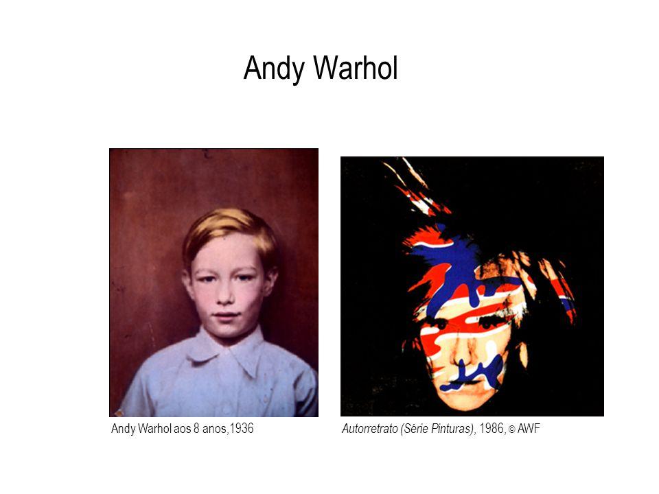 Warhol inventou uma técnica de ilustração que o tornou reconhecido, com a utilização de impressão com borracha que fazia com que os traços ficassem irregulares.