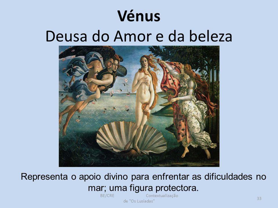 Representa o apoio divino para enfrentar as dificuldades no mar; uma figura protectora.