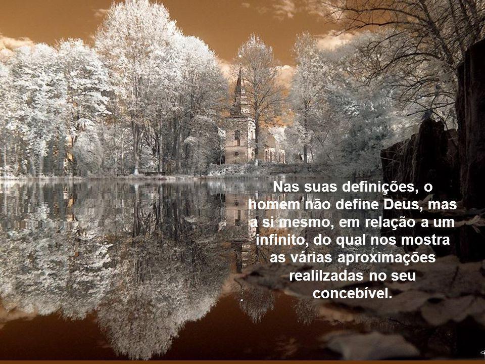 A inteligência não é um fato isolado do homem, mas preenche todo o universo.