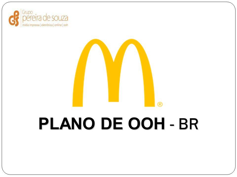 OOH PRAÇA: BRASÍLIA/ DF