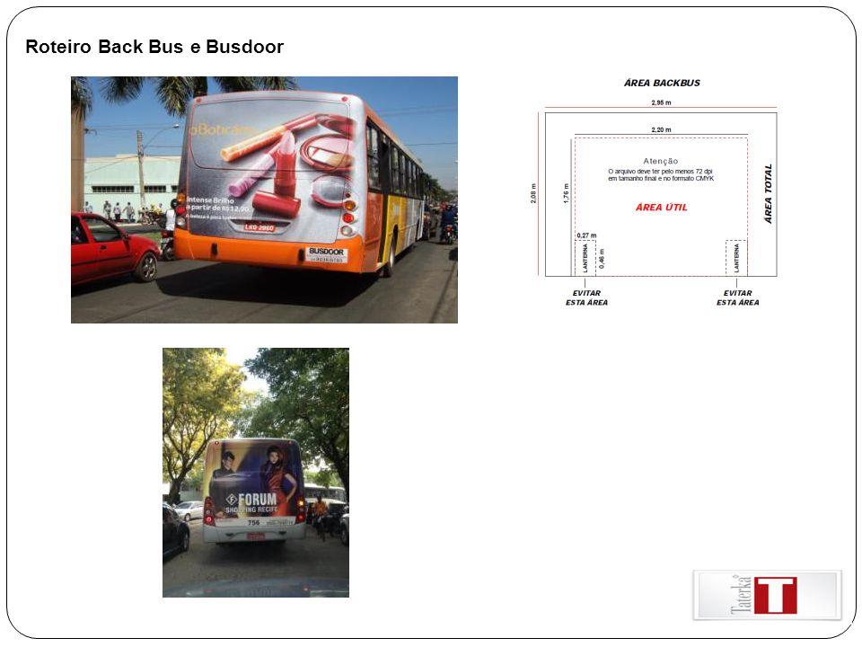 Roteiro Back Bus e Busdoor