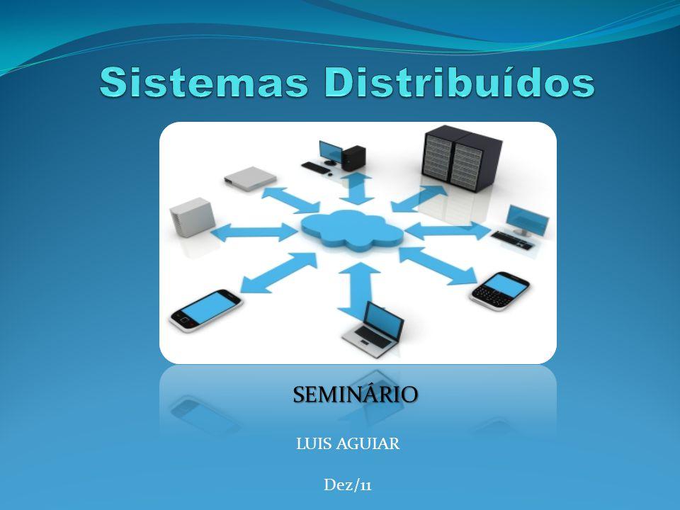 Introdução Sistemas Distribuídos são uma coleção de computadores independentes que se apresentam ao usuário como um sistema único e consistente.