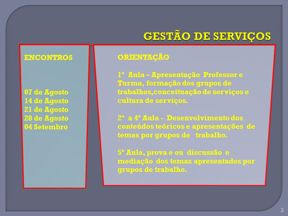 EXPERIÊNCIA DE SERVIÇO A compra de serviço pelo cliente se dá pela aquisição da experiência, ou seja, a interiorização dos benefícios de um produto na mente do cliente.