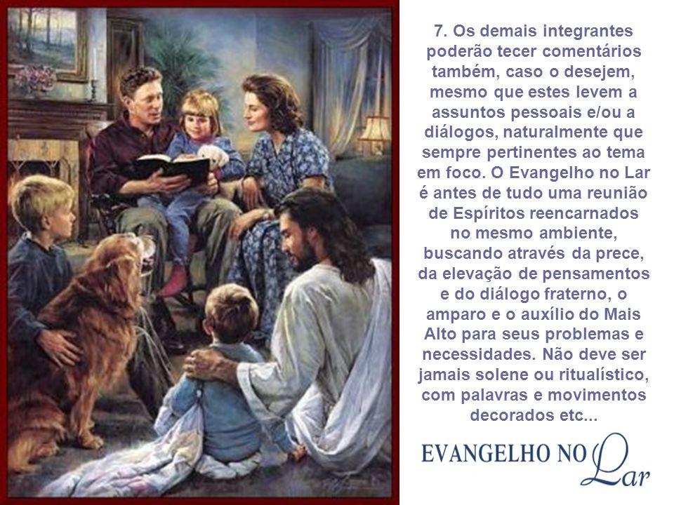 O estudo do Evangelho do Cristo, à luz da Doutrina Espírita -