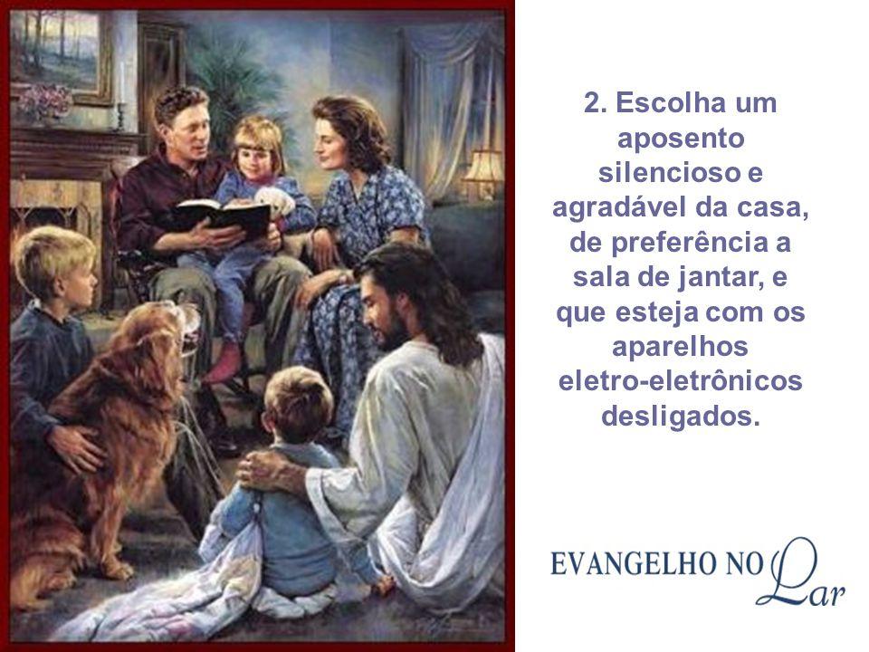 Adaptado por Ana Maria Spränger Fonte: Site Espírita André Luiz - www.institutoandreluiz.org www.institutoandreluiz.org Eis que estou à porta, e bato; se alguém ouvir a minha voz, e abrir a porta, entrarei em sua casa, e com ele cearei e ele comigo. Apoc.