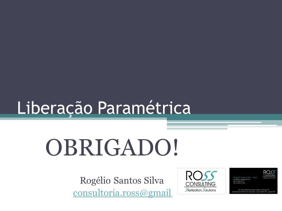 OBRIGADO! Rogélio Santos Silva consultoria.ross@gmail.co