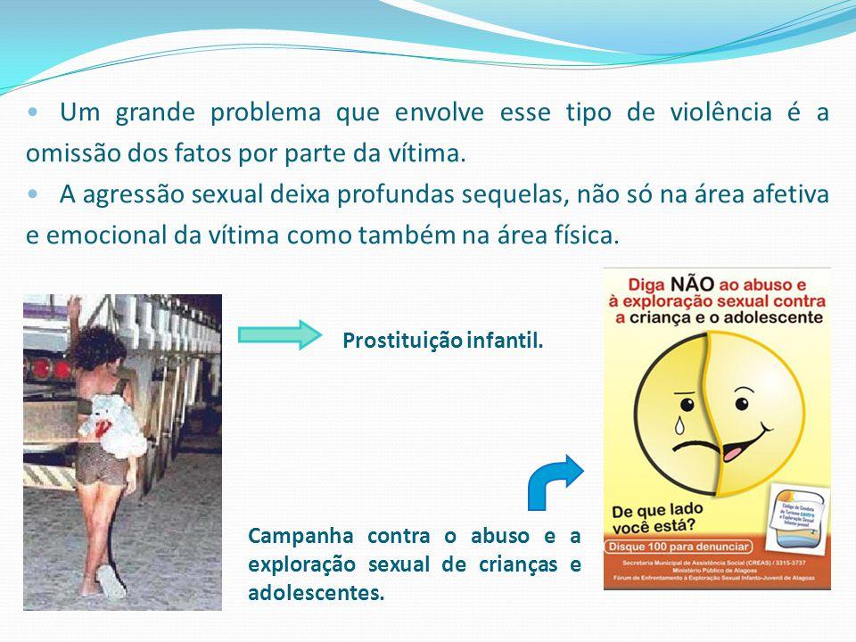 Prostituição infantil. Campanha contra o abuso e a exploração sexual de crianças e adolescentes. Um grande problema que envolve esse tipo de violência