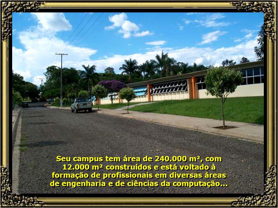 Fundação Municipal de Ensino, mantenedora da Escola de Engenharia e do Colégio Técnico e Industrial de Piracicaba, atua desde outubro de 1967 na formação de profissionais de alto nível...
