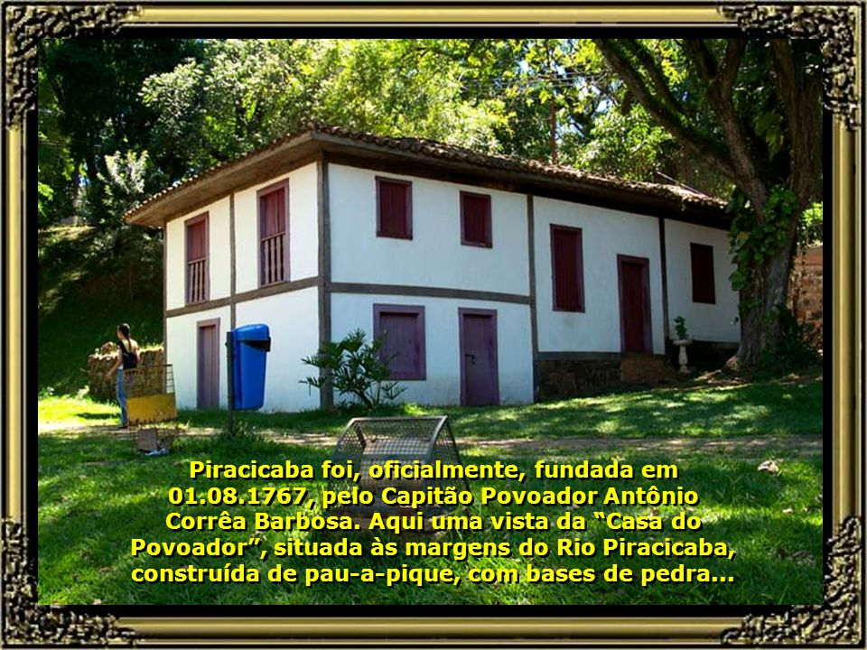 Modernas e belas avenidas compõem o sistema viário de Piracicaba...