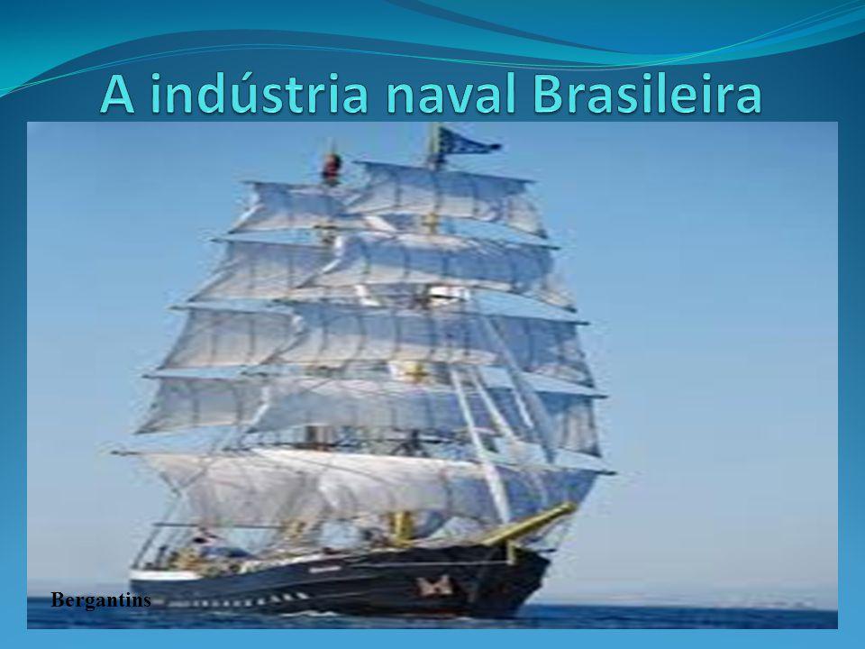 A Importância da indústria naval A Indústria Naval, em todo o mundo, é considerada de importância estratégica para os países banhados por oceanos e é apoiada e incentivada pelos governos.