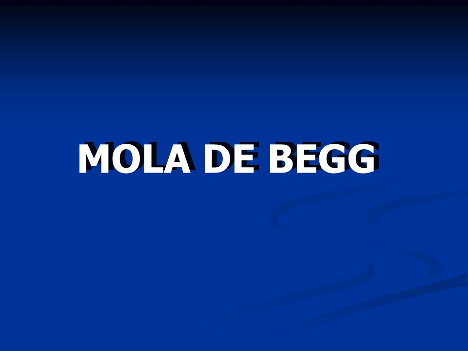MOLA DE BEGG