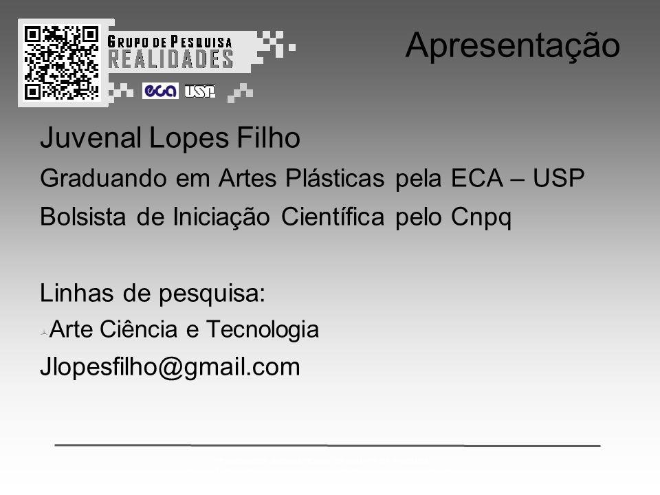 2º ENCONTRO INTERNACIONAL DE GRUPOS DE PESQUISA: CONVERGÊNCIAS ENTRE ARTE CIÊNCIA E TECNOLOGIA & REALIDADES MISTAS Referências Bibliográficas AZUMA, R.