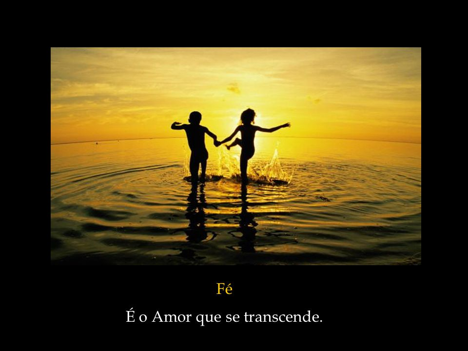 Paixão É o Amor que se desequilibra.
