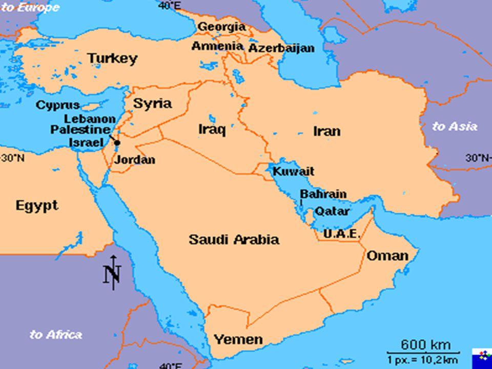 Um dos conflitos mais marcantes na região do Oriente Médio foram a Guerra dos seis dias Entre 2008 e 2009 dezenas de israelenses morreram devido a ataques de misseis disparados da Faixa de Gaza.