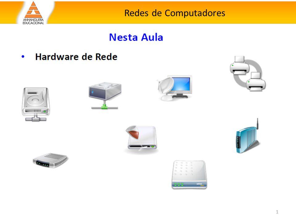 Redes de Computadores 1