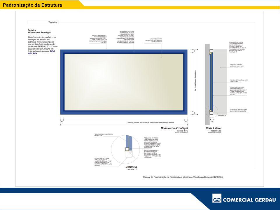 Placa de parede escritório - Formato: 10,0 x 15,0 cm