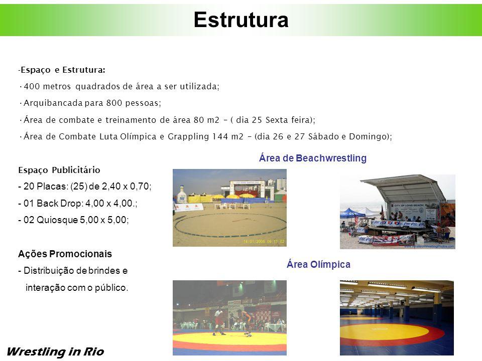 Lei de Incentivo ao Esporte ICMS Wrestling in Rio A Lei de Incentivo é um instrumento legal do Estado do Rio de Janeiro que dá incentivo fiscal para a empresa que promove eventos culturais e esportivos em seu território.