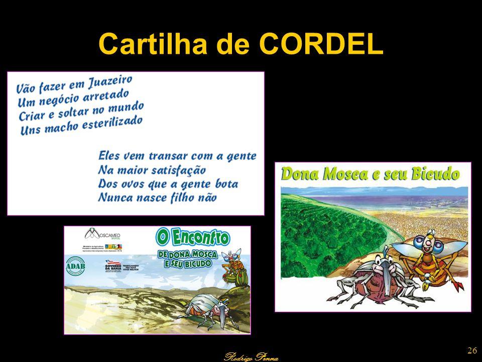 Rodrigo Penna Cartilha de CORDEL 26