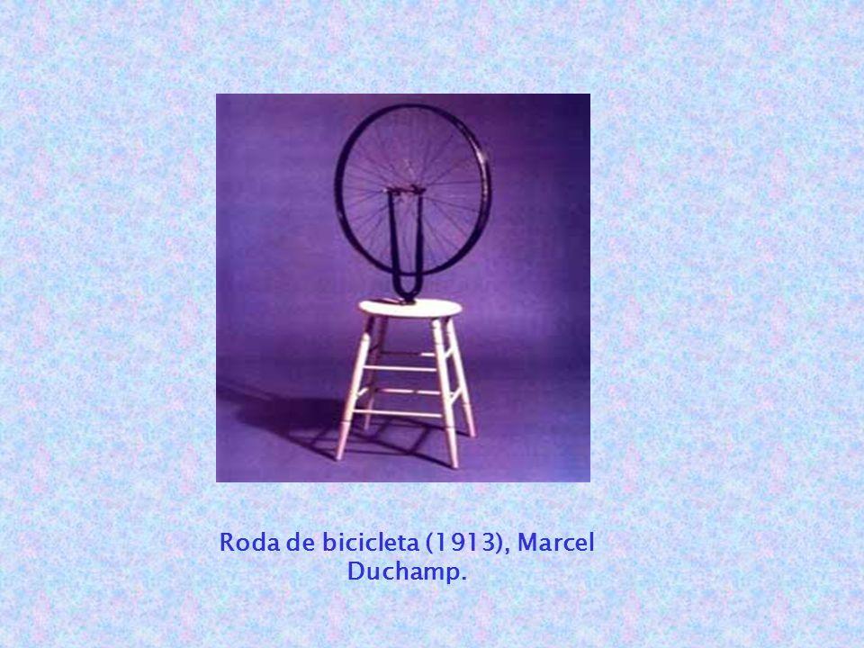Roda de bicicleta (1913), Marcel Duchamp.