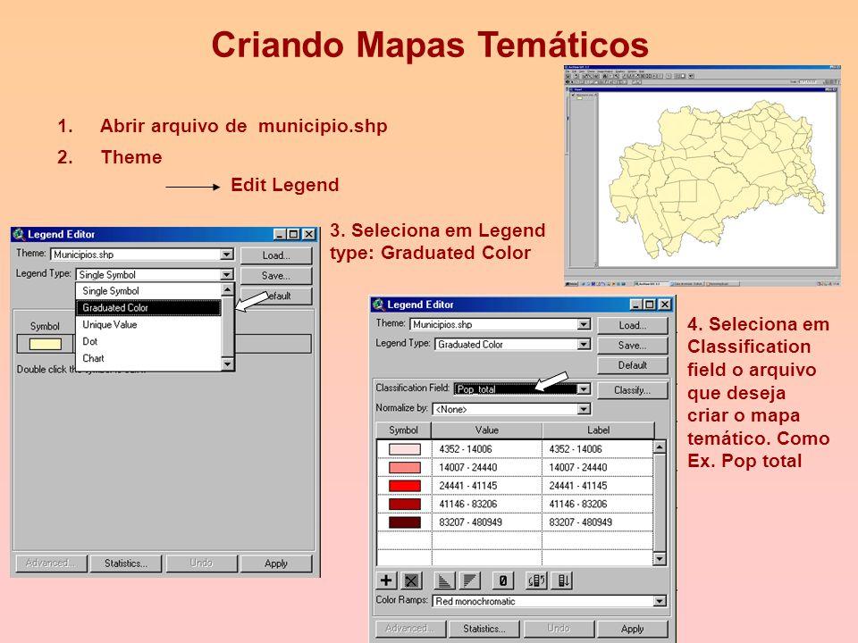 Entidade Gráfica x Objeto Gráfico Entidade Gráfica é aquela proveniente de um Tema seja um Shapefile, uma Coverage, um desenho de CAD, um arquivo de i