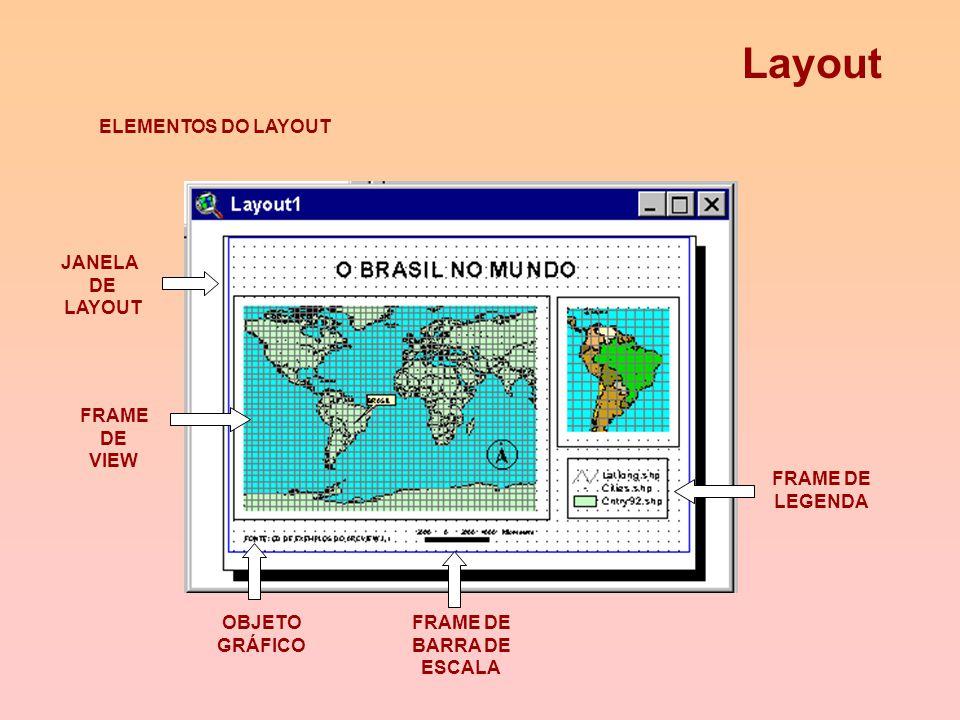 11. Após usar a ferramenta Clip de geoprocessamento (geoprocessing), tem-se o polígono Thiessen delimitado para a área de estudo. 12. Conferir informa