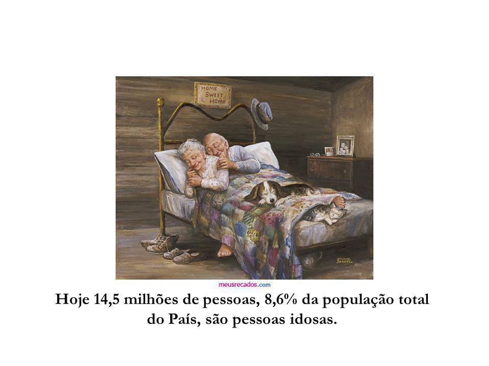 O cidadão brasileiro finalmente despertou para os direitos dos idosos.