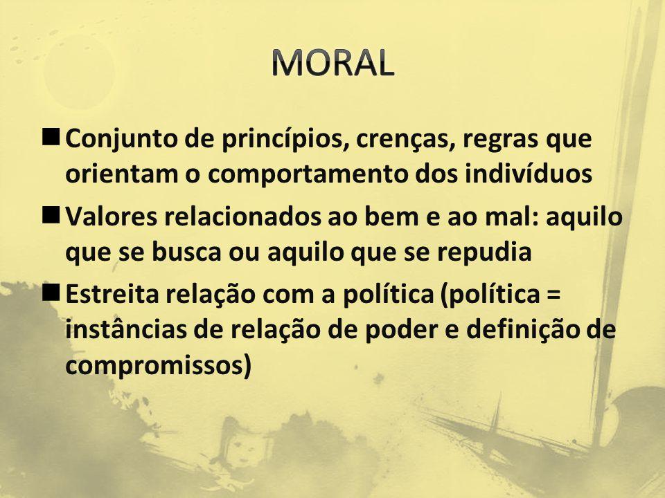 Apropriar-se dos valores morais com racionalidade Valores devem ser discutidos, e não impostos A escola deve propiciar o diálogo: moral autônoma vs moral heterônoma