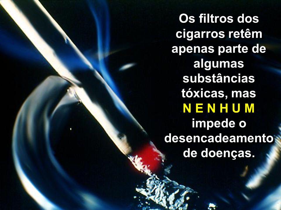 Das pessoas que começam a fumar na adolescência, metade falece entre 35 a 69 anos de idade em conseqüência do cigarro, perdendo em média 20 anos de vida.