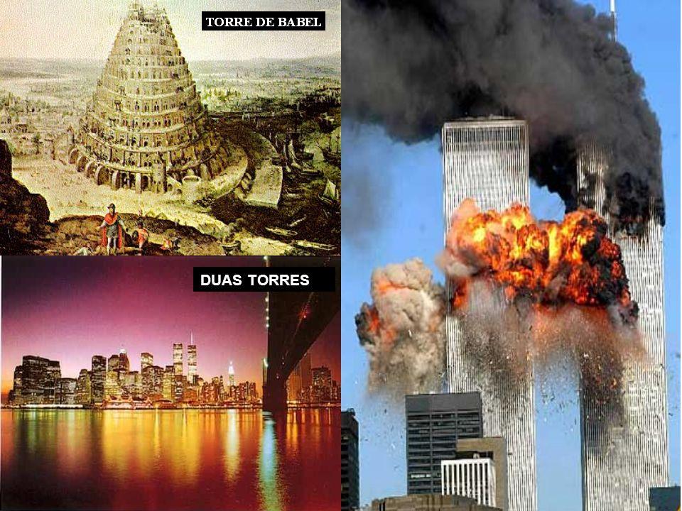 """TORRE DE BABEL """"Vinde, edifiquemos para nós uma cidade e uma torre cujo cume toque no céu, e façamos- nos um nome, para que não sejamos espalhados sob"""