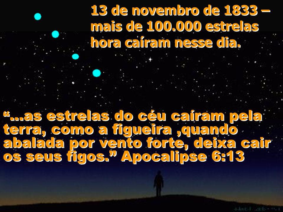 ...a lua não dará a sua claridade... Mateus 24:29 ...a lua toda, como sangue,... Apocalipse 6:12 ...a lua não dará a sua claridade... Mateus 24:29 ...a lua toda, como sangue,... Apocalipse 6:12