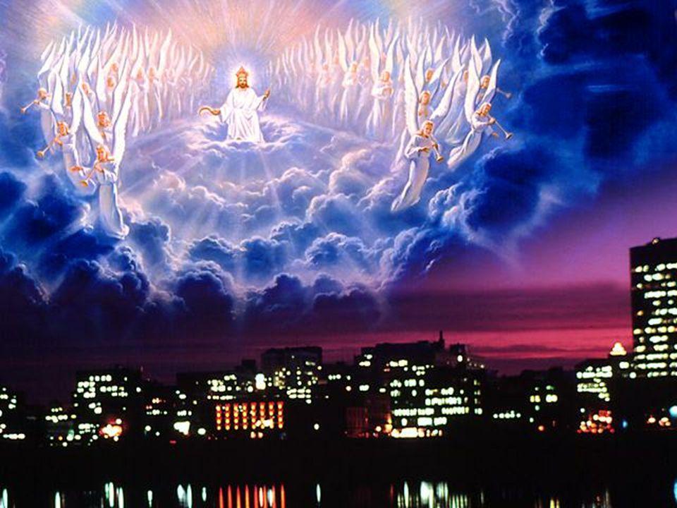 """""""Porque, assim como relâmpago sai do oriente e se mostra até no ocidente, assim há de ser a vinda do Filho do homem."""" Mateus 24:27 A Vinda de Jesus se"""